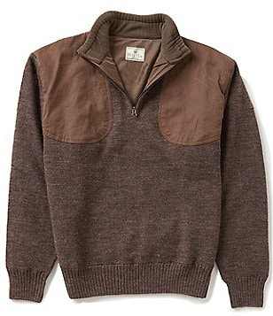 Beretta Wind Barrier Half-Zip Sweater