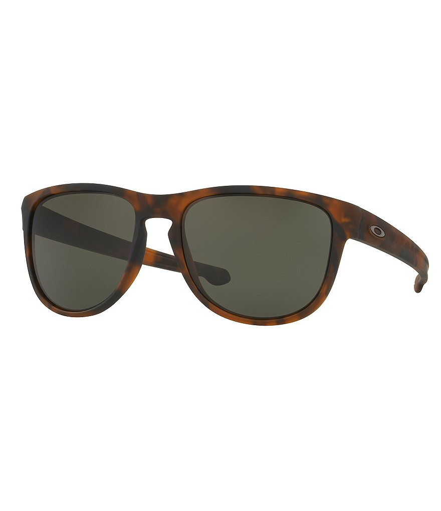 Oakley Sliver Rounded Square Sunglasses