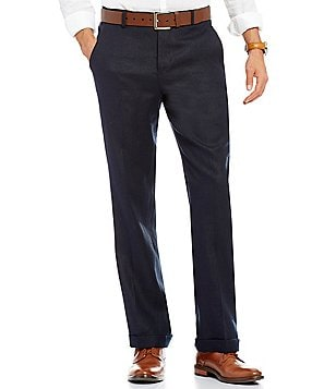Murano Solid Linen Pant