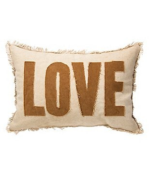 Primitives by Kathy Love Canvas Pillow