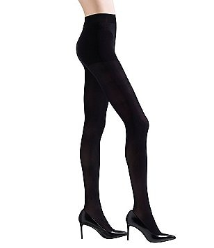 Natori Hosiery Velvet Touch Opaque Tights