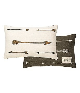 Primitives by Kathy Arrows Reversible Pillow
