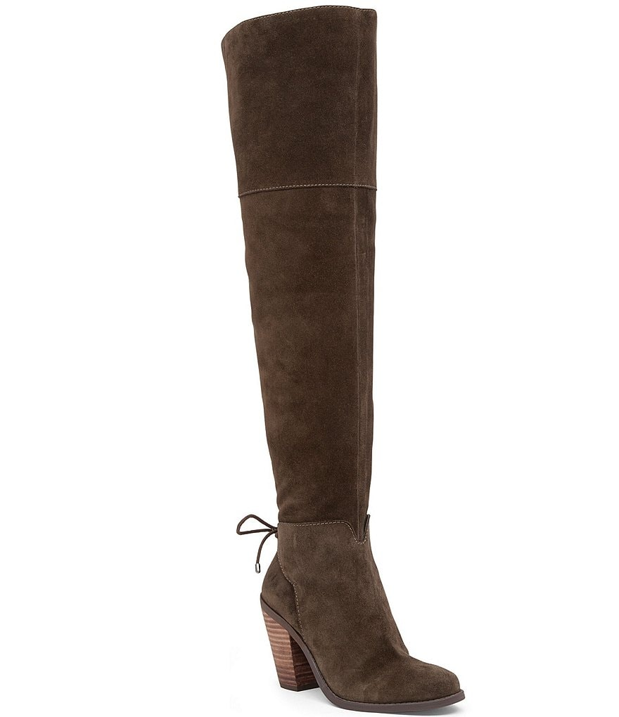 Jessica Simpson Cassina Over The Knee Boots