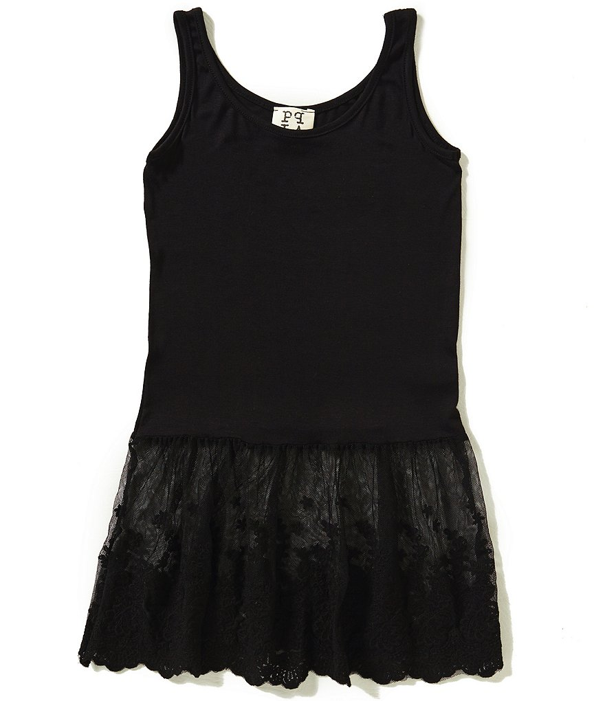 People´s Project LA Big Girls 7-16 Sylvie Embroidered Tank