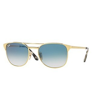 Ray-Ban Signet Gradient Square Sunglasses