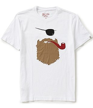 Original Penguin Bearded Captain Short-Sleeve Graphic Tee