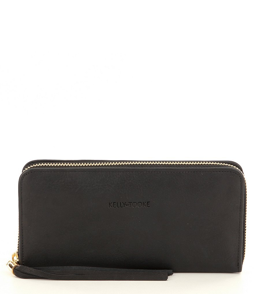 Kelly-Tooke Waterproof Large Zip Wallet