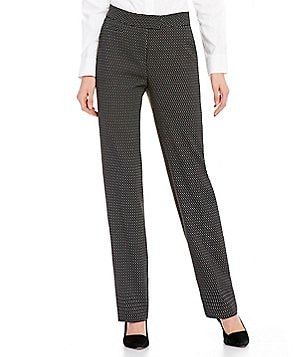 Investments Petite the 5TH AVE fit Modern Straight-Leg Pant