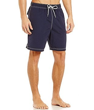 Roundtree & Yorke Solid Swim Trunk