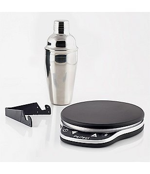 Perfect Drink 2.0 Wireless Smart Scale with Interactive Recipe App