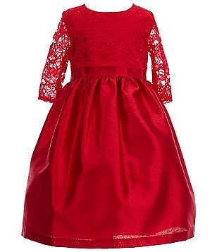 Marmellata Little Girls 2T-6X A-line Lace Dress