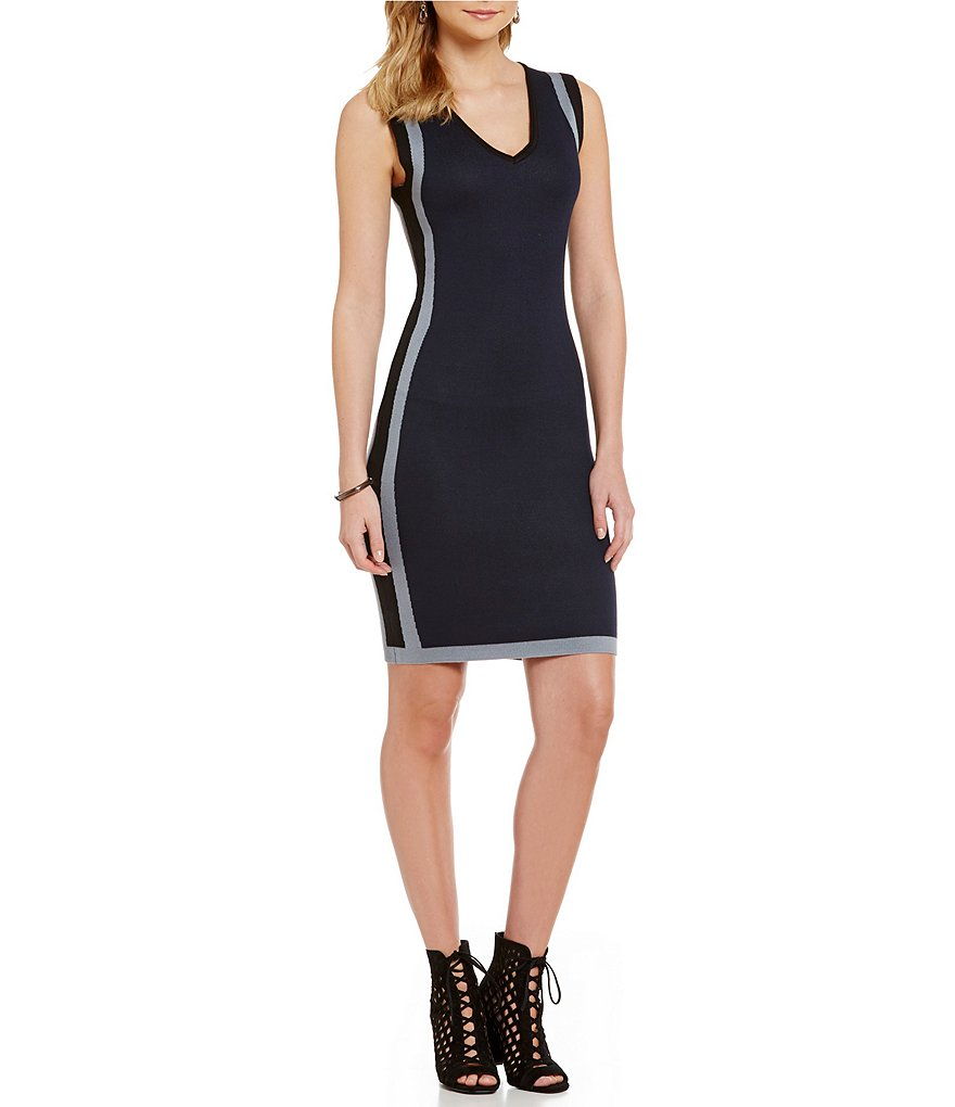 M.S.S.P. Bodycon Sweater Dress