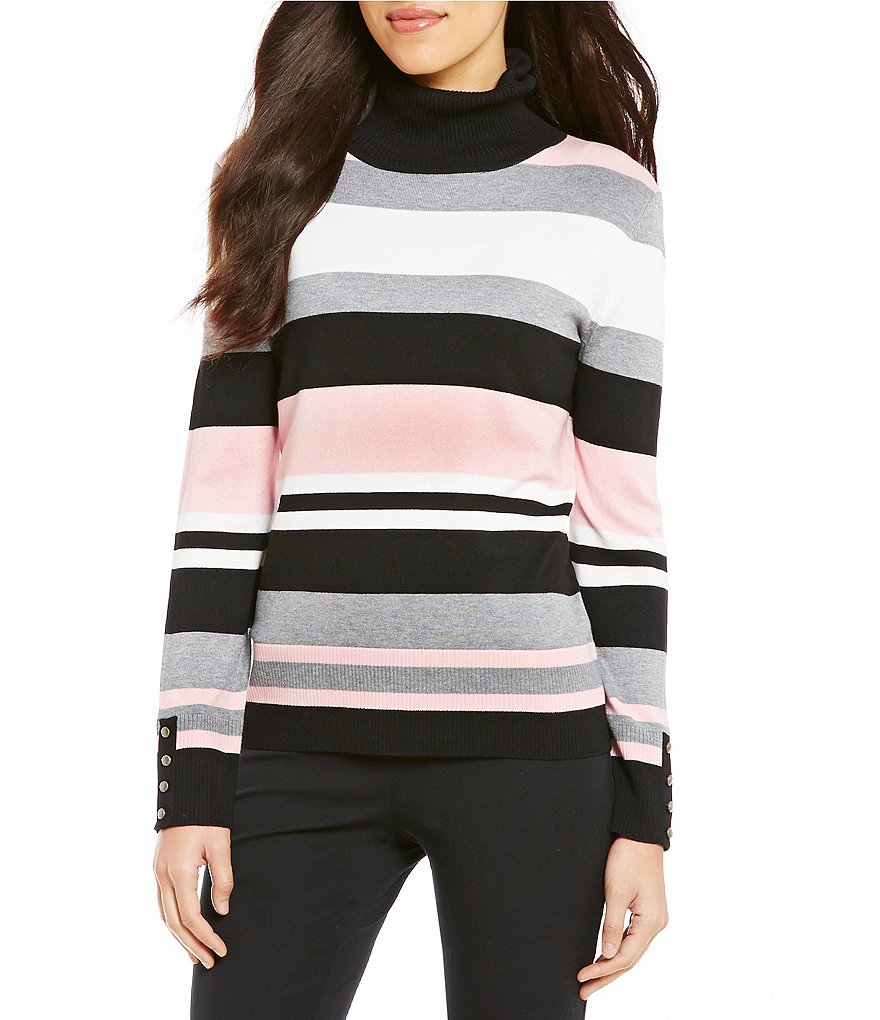Investments Petite Turtleneck Sweater