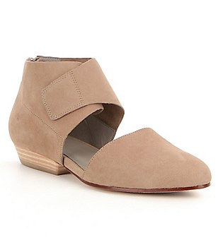 Eileen Fisher Calia Cut Out Heel Zipper Shooties