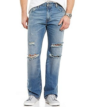 Levi´s® 569 ™ Loose Straight-Fit Destructed Jeans