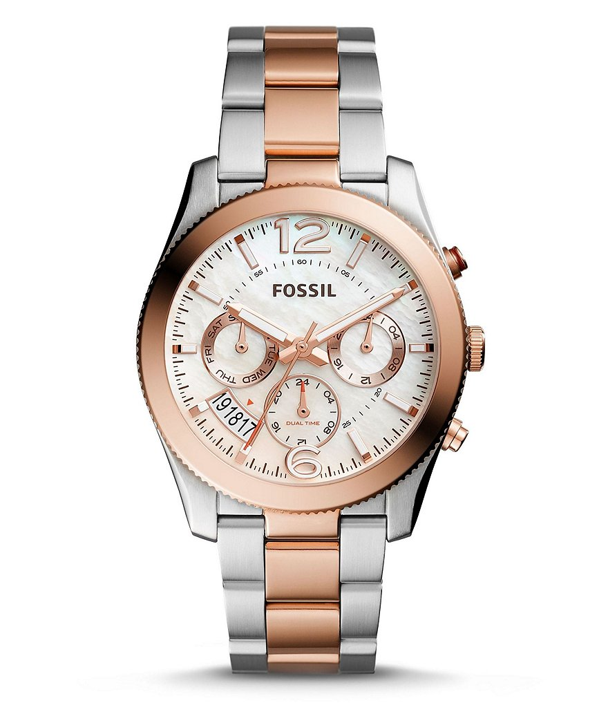 Fossil Perfect Boyfriend Sport Multifunction Bracelet Watch