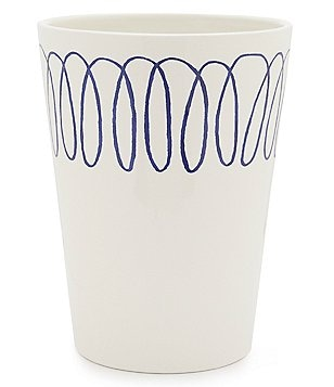 kate spade new york Charlotte Street Bathroom Wastebasket