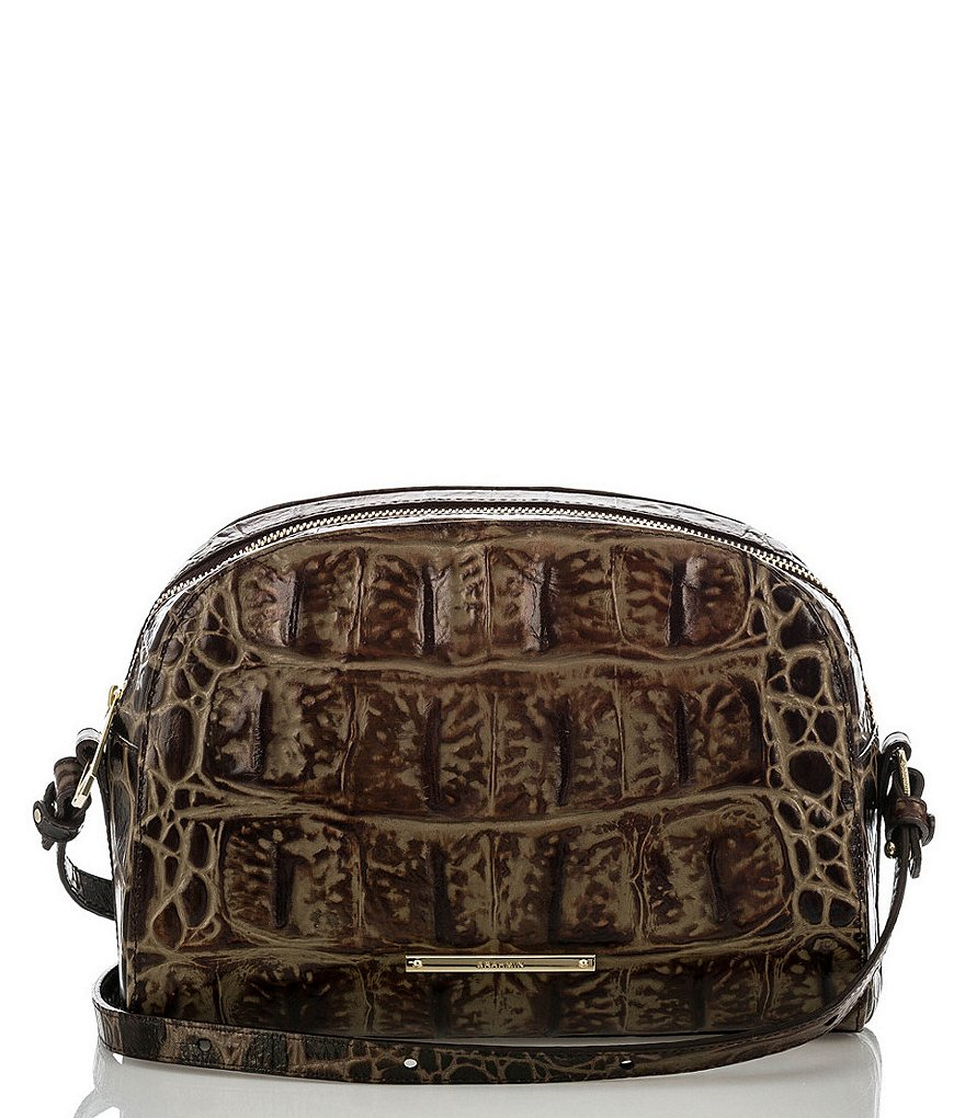 Brahmin Orinoco Collection Abby Cross-Body Bag