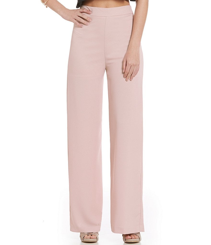 GB Wide Leg Pants