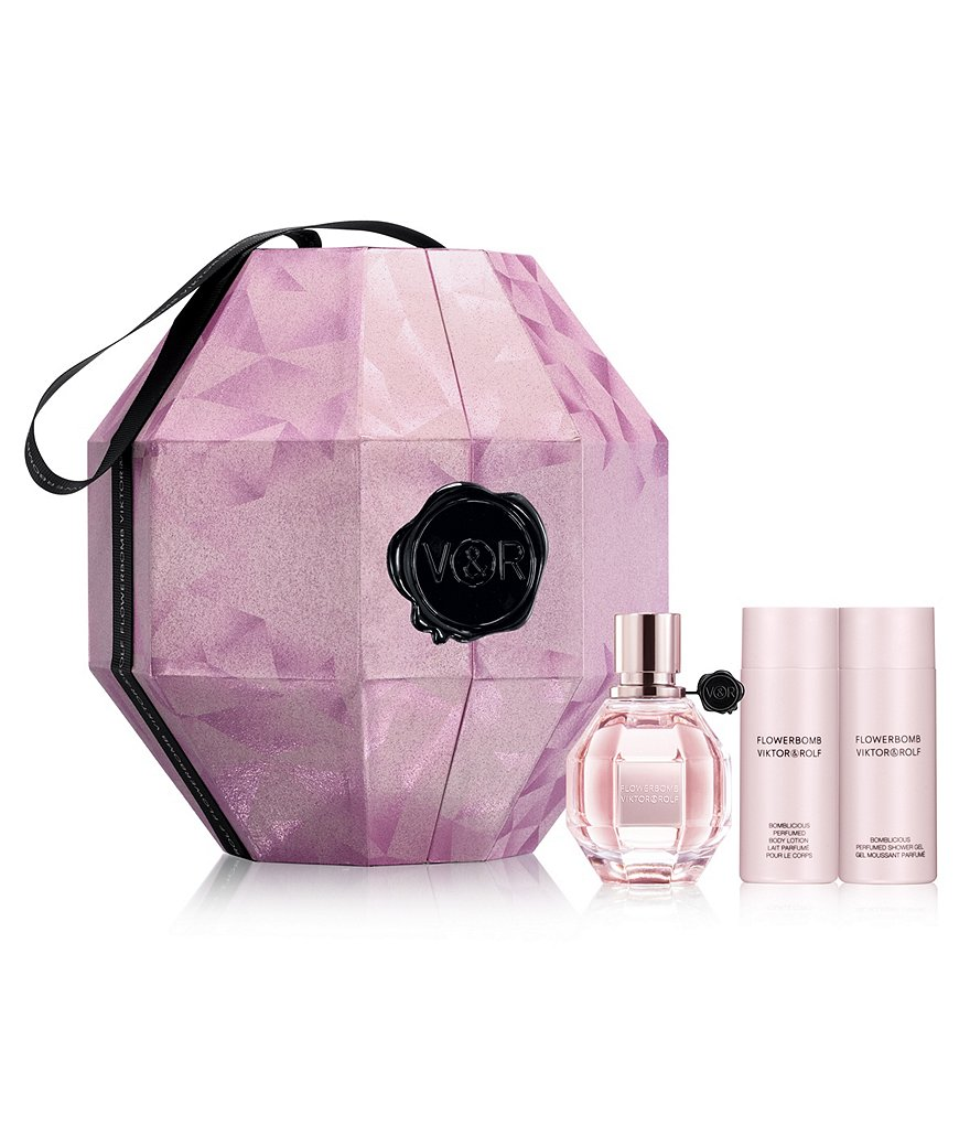 Viktor & Rolf Flowerbomb Travel Gift Set