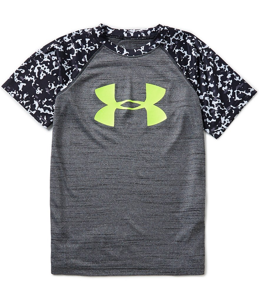 Under Armour Big Boys 8-20 UA Tech™ Big Logo Novelty Short-Sleeve Tee