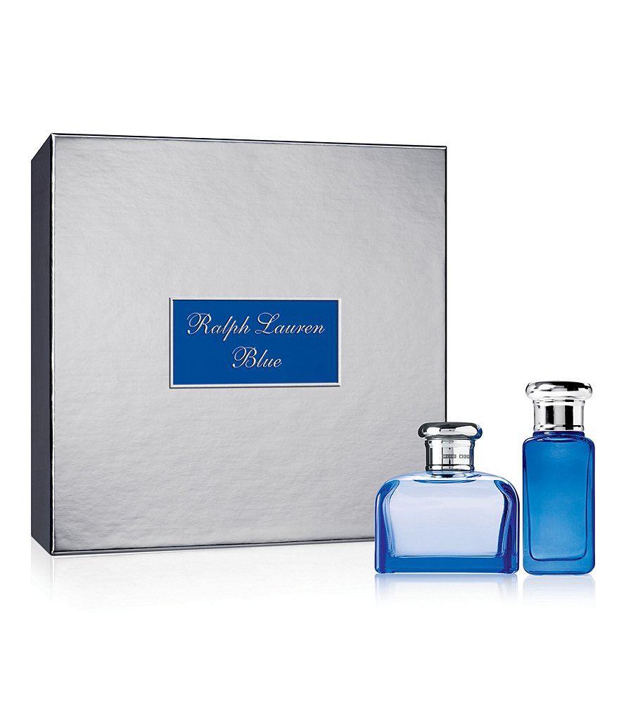 Ralph Lauren Blue Gift Set
