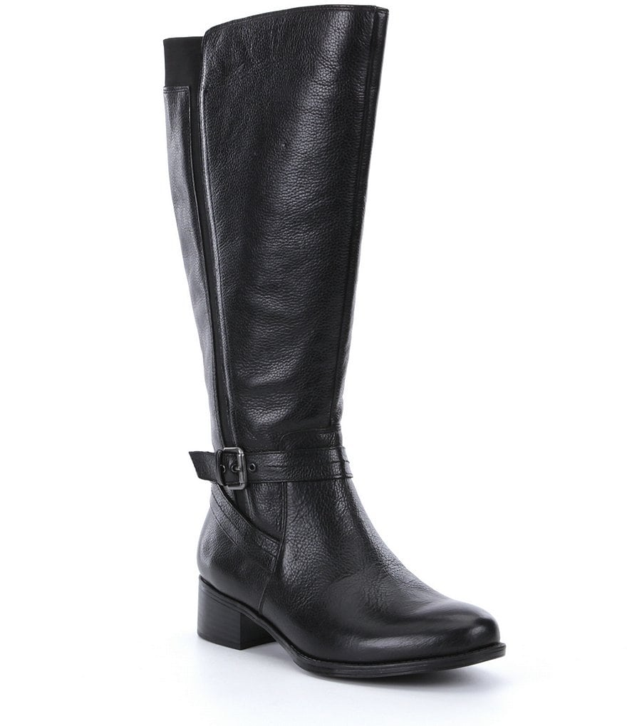 Naturalizer Wynnie Tall Wide Calf Riding Boots