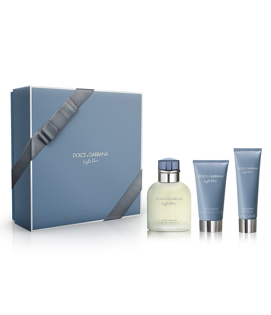 Dolce & Gabbana Light Blue Pour Homme Gift Set