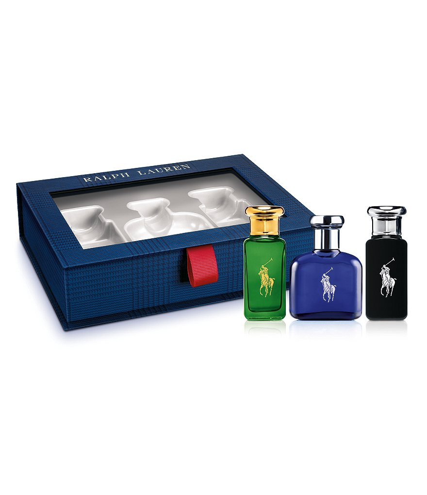 Ralph Lauren Polo Blue Holiday Coffret Set