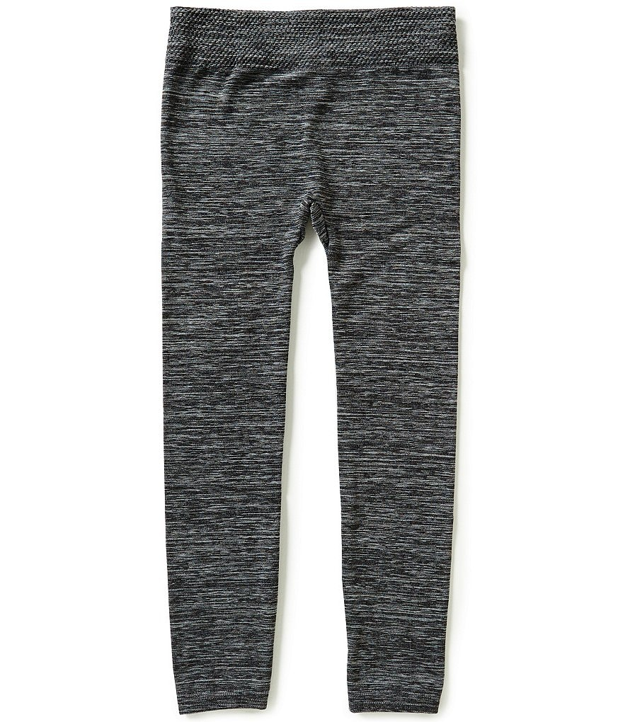 Copper Key Big Girls 7-16 Marled Fleece-Lined Leggings