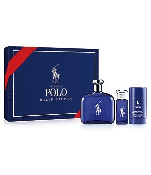 Ralph Lauren Polo Blue Holiday Gift Set