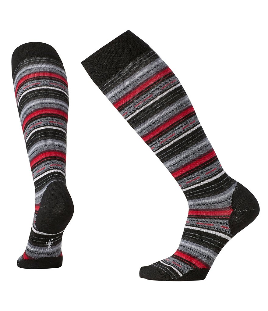 SmartWool Women´s Margarita Striped Knee-High Socks