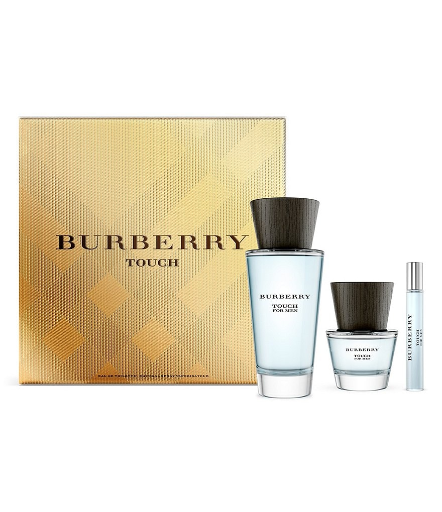 Burberry Classics Burberry Touch Gift Set