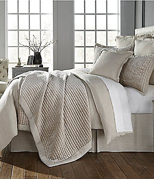Southern Living Madison Velvet & Linen Quilt Mini Set