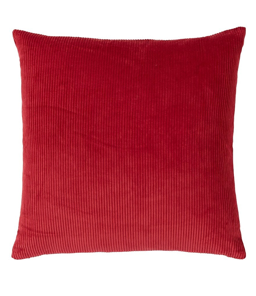 Cremieux Corduroy Square Pillow