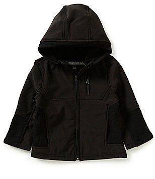 Urban Republic Little Boys 2T-7 Soft-Shell Hooded Jacket
