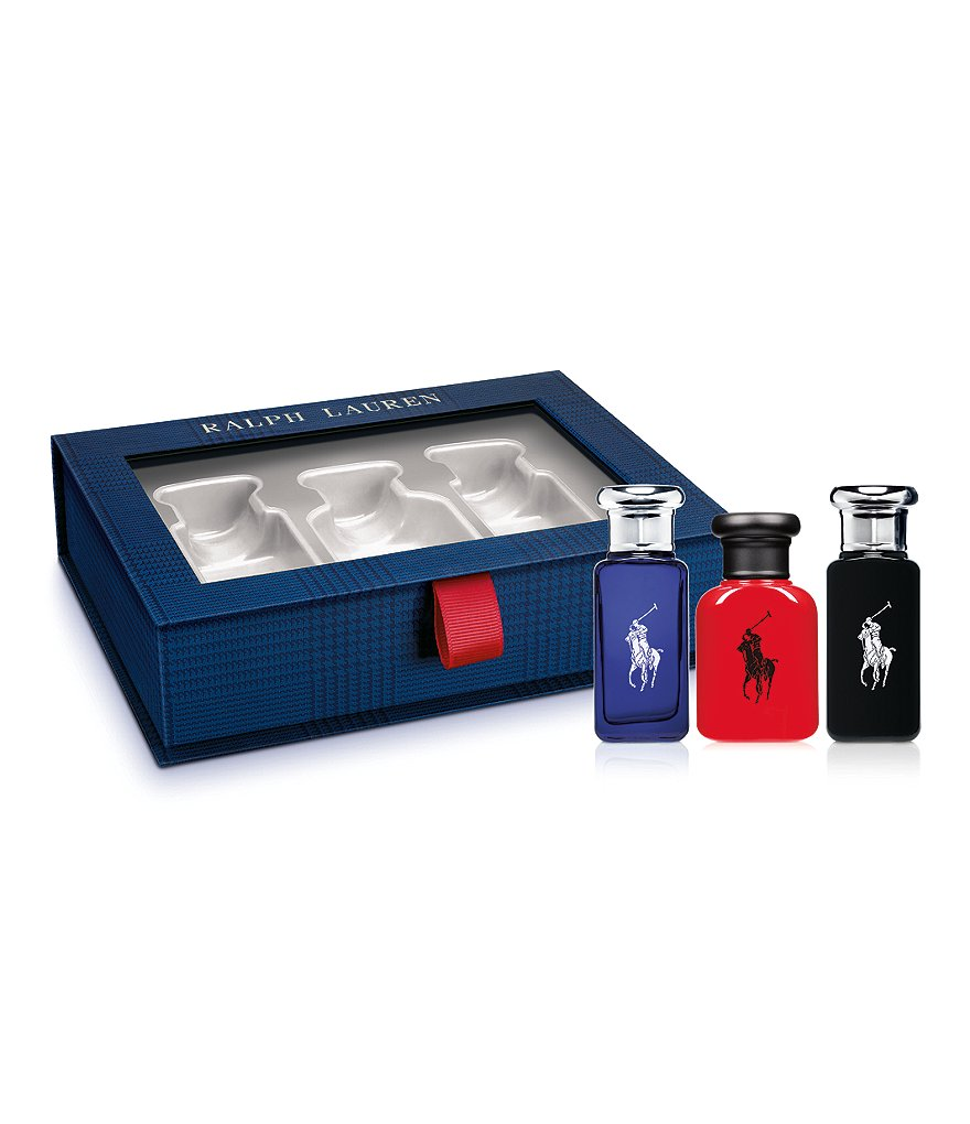 Ralph Lauren Polo Red Holiday Coffret Set