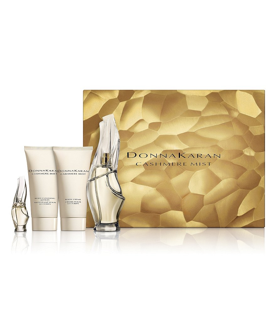 Donna Karan Cashmere Mist Essentials Holiday Set