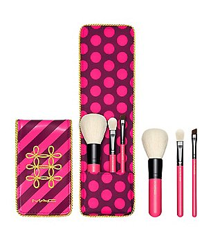 MAC Nutcracker Sweet Essential Mini Brush Kit