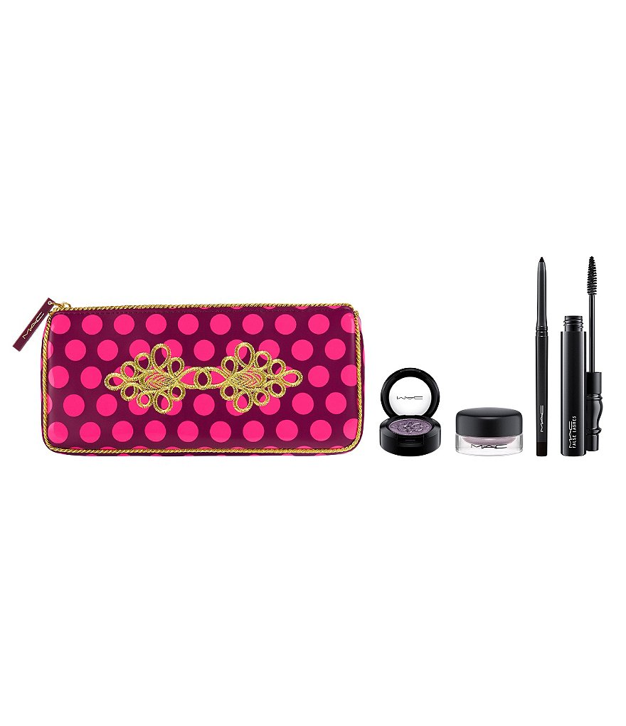 MAC Nutcracker Sweet Smoky Eye Bag Set