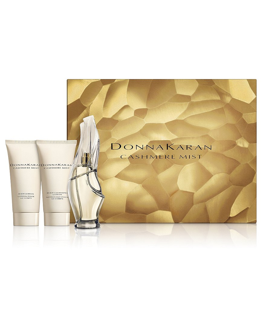 Donna Karan Cashmere Mist Necessities Holiday Set