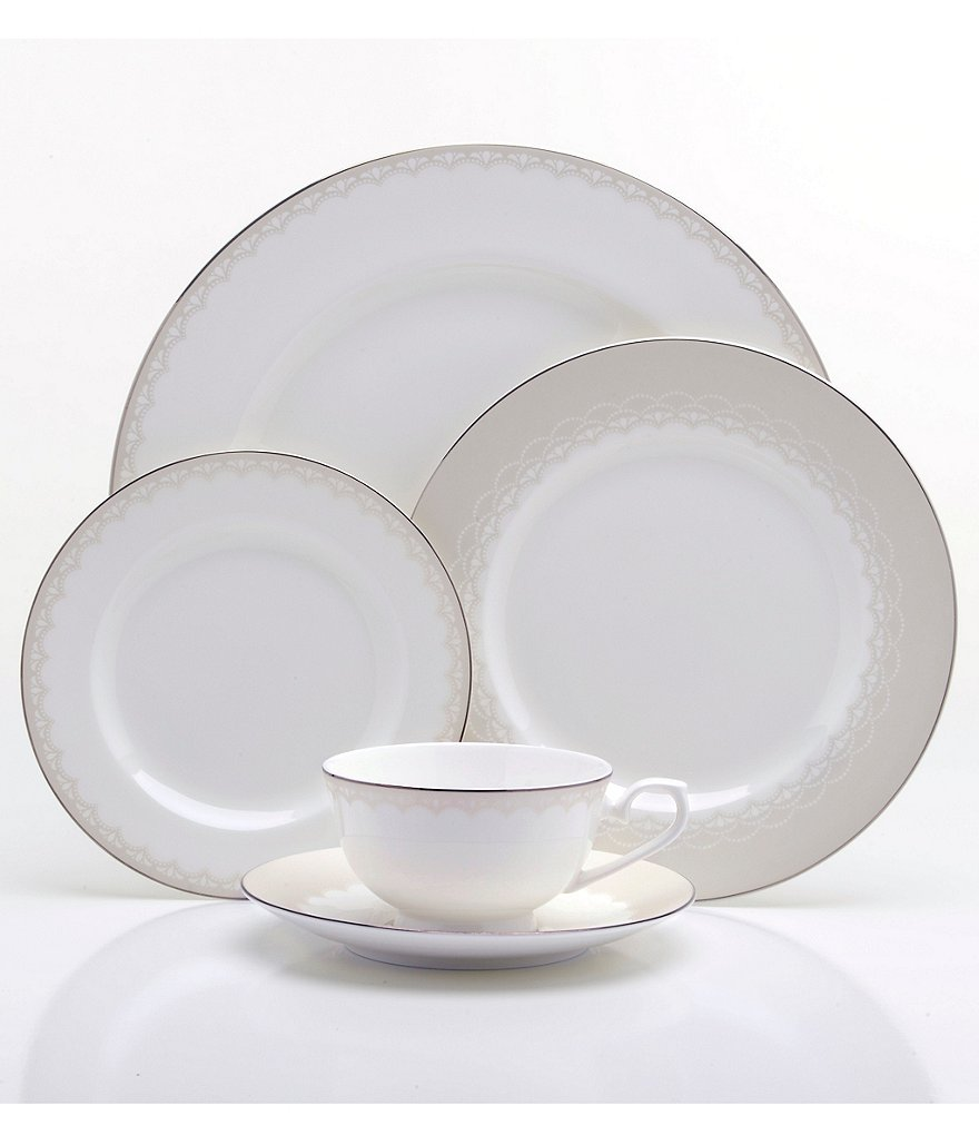Oneida Heirloom Collection Juilliard 5-Piece Place Setting