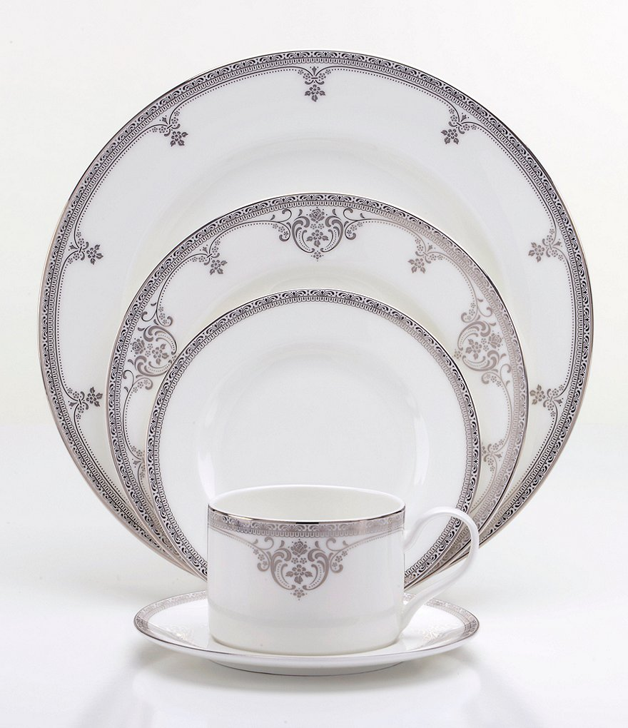 Oneida Michelangelo Fine China 5-Piece Place Setting