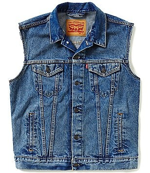 Levi´s® Trucker Button-Front Denim Vest