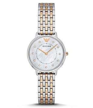 Emporio Armani Bracelet Dress Watch