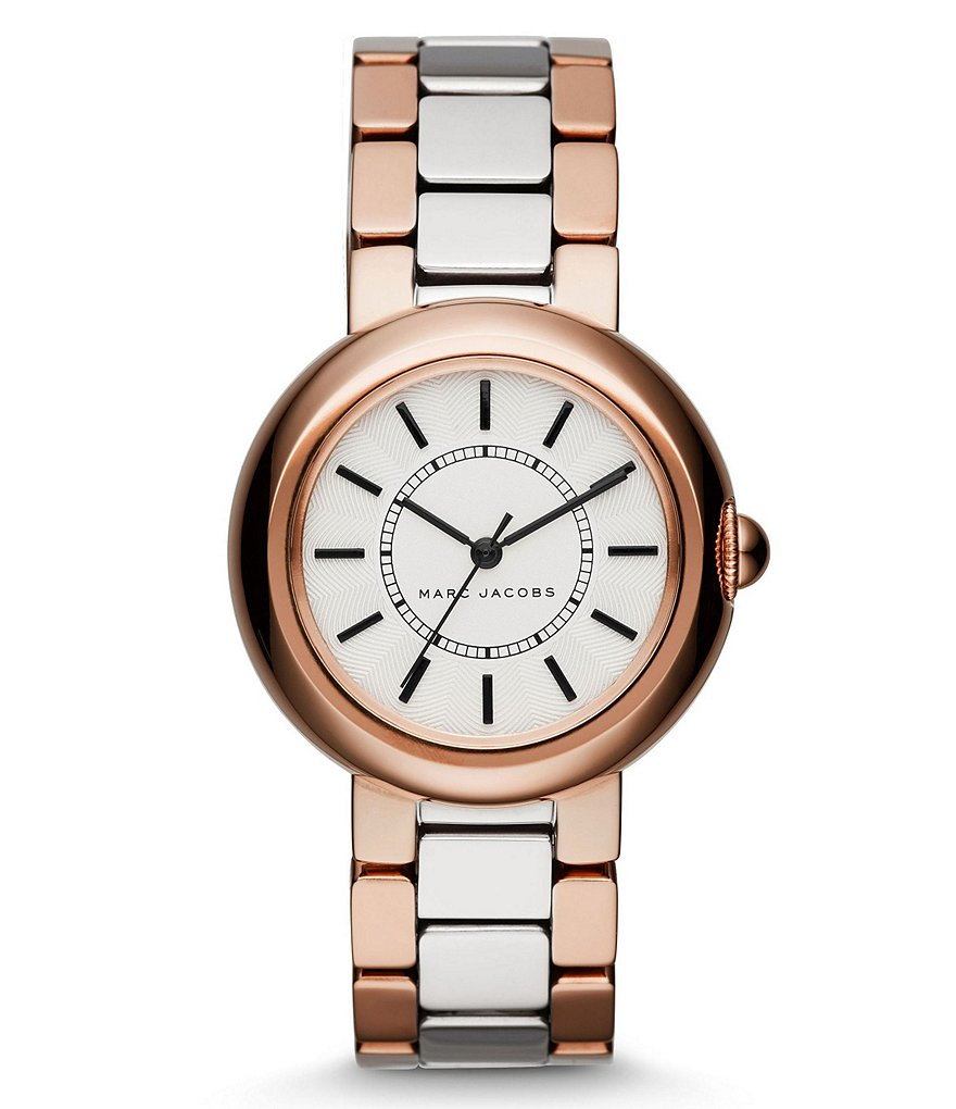 Marc Jacobs Courtney Analog Bracelet Watch