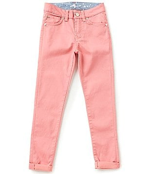 7 For All Mankind Big Girls 7-14 Skinny Cuffed Jeans
