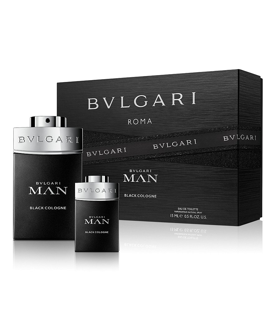 Bvlgari Man Black Cologne Gift Set