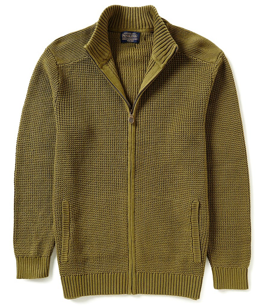 Pendleton Langston Full-Zip Cardigan