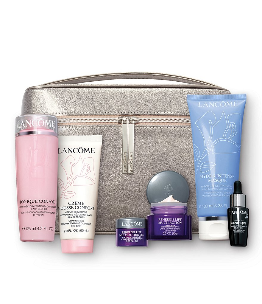 Lancome Skincare Essentials Collection Purchase with Purchase
